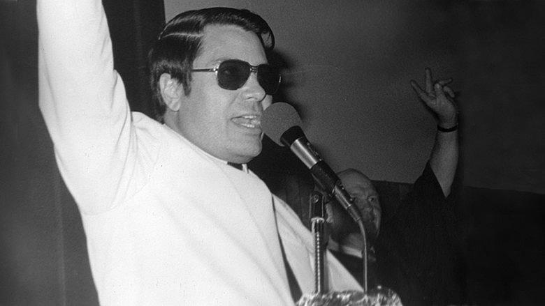 Jim Jones leader of the People's Temple