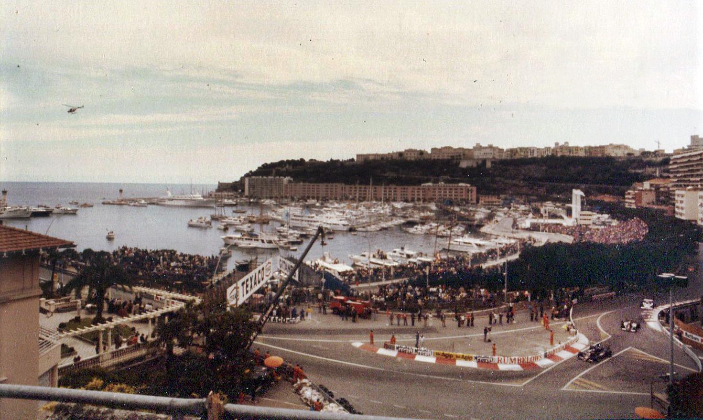 Monte Carlo race track 1