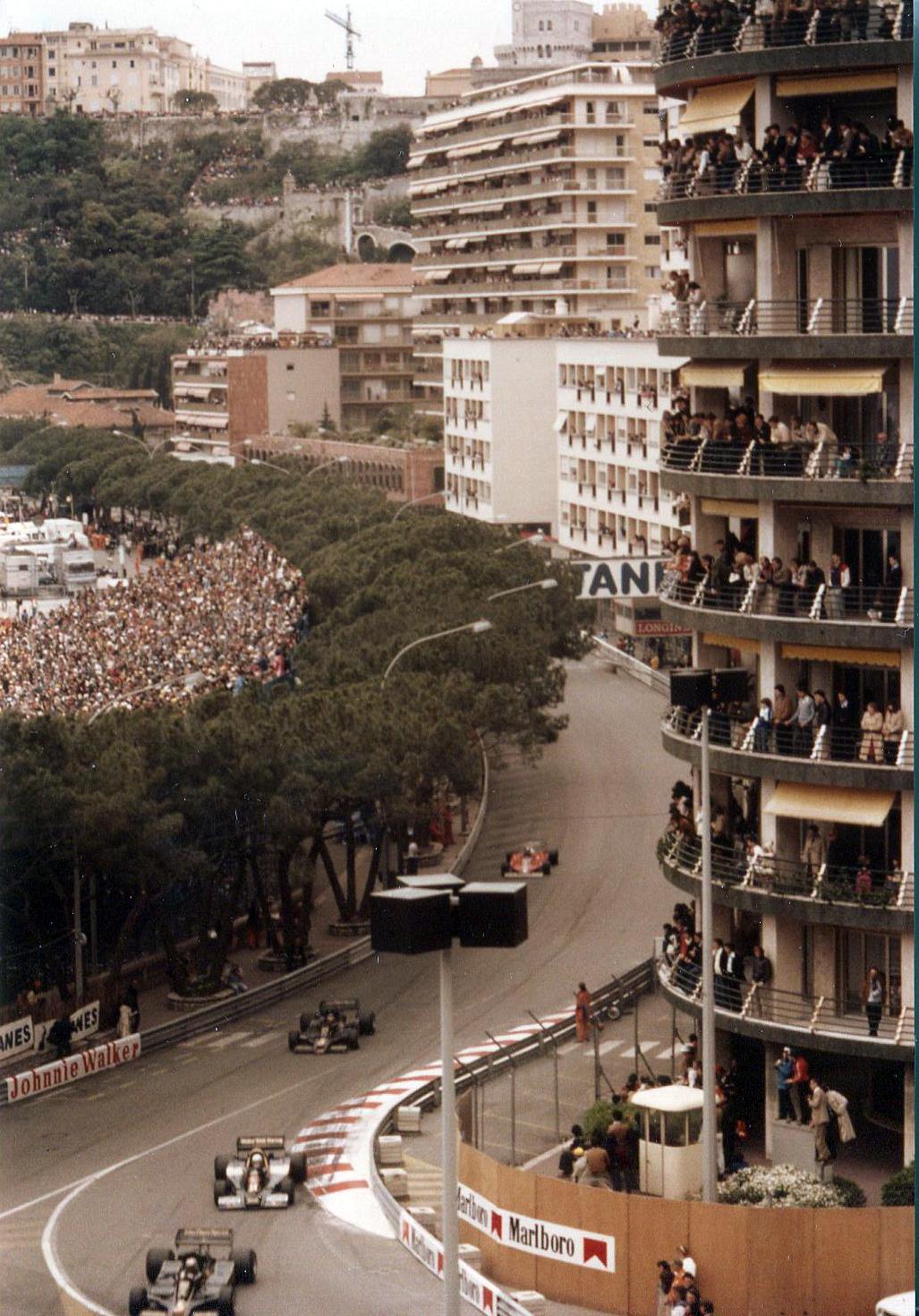 Monte Carlo race track 2