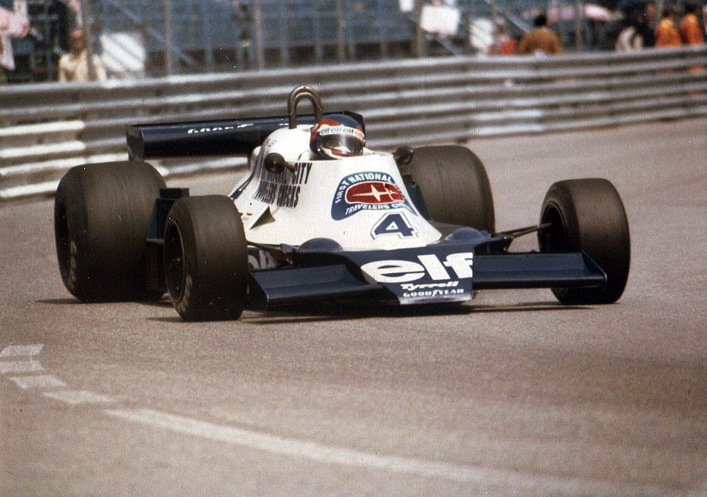 Monte Carlo race track 3