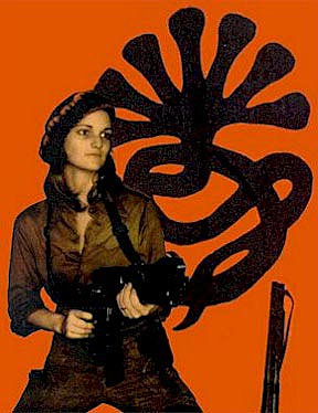 "Patty Hearst as ""Tanya"""