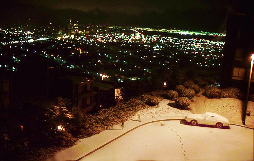 Snow Feb 1976
