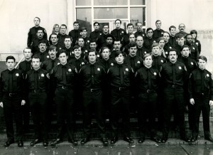 Member of the 122nd Recruit Class SFPD 1972