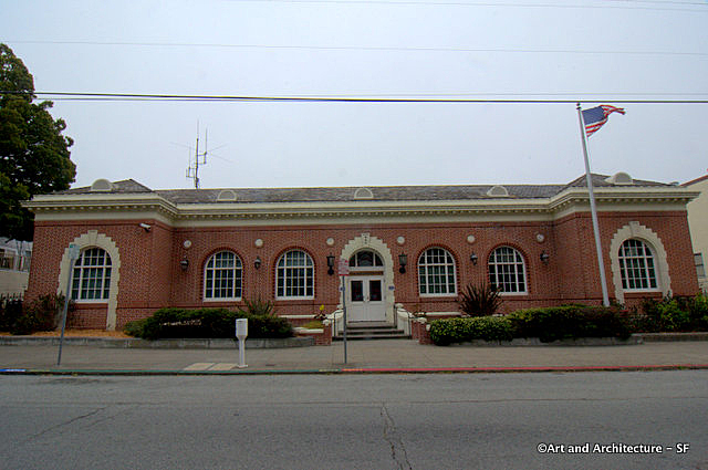 Richmond Police Station 461 6th Avenue , where McManus works.